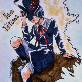 Ciel Phantomhive for Fátima