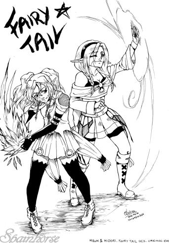 Fairy Tail OCs for Eva