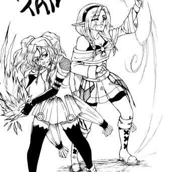 Fairy Tail OCs for Eva