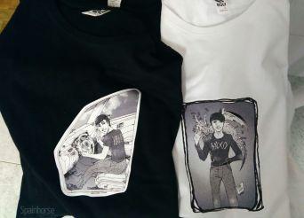 Spainhorse camisetas - Anxo Xavier (Redes)