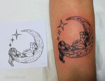 Tatuaje Spainhorse